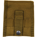 Coyote Brown MOLLE Nylon Military Compass Pouch