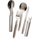 Silver Deluxe Chow Set (4 Piece)