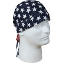 Stars & Stripes Biker Headwrap Bandanna/Do-Rag