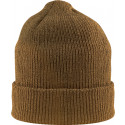 Coyote Brown Winter Knit Hat Acrylic Watch Cap