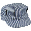 Hickory Striped Engineers Patrol Cap