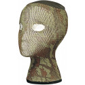 Green Winter Ski Mask Spandoflage Head Net USA Made