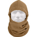 Coyote Brown Polar Fleece Adjustable Winter Balaclava Mask