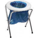 Portable Camp Toilet Camping Commode