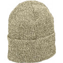Grey Ragg Wool Hat Knited Outdoor Military Winter Cap