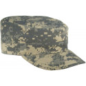 ACU Digital Camouflage Rip-Stop Map Pocket Patrol Ranger Fatigue Cap