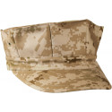 Desert Camouflage Military Marine Corps 8 Point Utility Cap