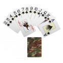 Woodland Camouflage Novelty Playing Cards