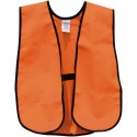 Blaze Orange Super Quiet Deluxe Tactical Safety Vest