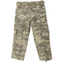 ACU Digital Camouflage Kids Military BDU Pants