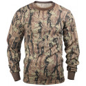 Smokey Branch Camouflage Tactical Long Sleeve Military T-Shirt