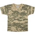 ACU Digital Camouflage Infant Short Sleeve T-Shirt