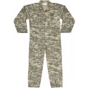 ACU Digital Camouflage Kids US Air Force Style Military Flight Suit