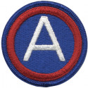 US 3rd Army Military Patch