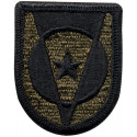 US Army 5th Transportation Command Subdued Patch