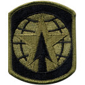 US Army 16th Military Police Brigade Subdued Patch