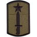 US Army 205th Infantry Brigade Subdued Patch