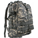 ACU Digital Camouflage Military MOLLE Large Transport Assault Pack Backpack