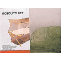 "Olive Drab Mosquito Netting Bar 79"" x 32"" x 59"""