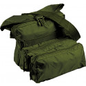 Olive Drab Tactical Emergency Medical Kit Bag