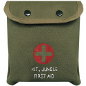 Olive Drab M-1 Jungle First Aid Kit