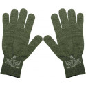Olive Drab Military D-3A Wool Glove Liners USA Made