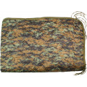 Woodland Digital Camouflage Rip-Stop Military Tactical Poncho Liner
