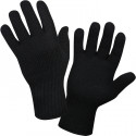 Black Military Wool Glove Liners USA Made