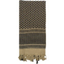 Tan Shemagh Heavyweight Arab Tactical Desert Keffiyeh Scarf
