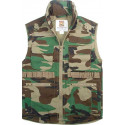 Woodland Camouflage Kids Military Tactical Ranger Vest