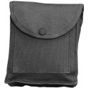 Black Heavy Duty Canvas Mini Utility Work Pouch