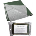 "Olive Drab Lightweight Casualty Survival Blanket (52"" x 84"")"