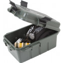 Olive Drab Plastic Case Waterproof Dry Survivor Supply Box