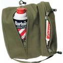 Olive Drab Travel & Shave Kit Bag