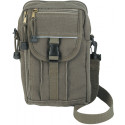 Olive Drab Military Classic Heavyweight Passport Travel Pouch