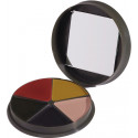 Camouflage Compact Face Paint - 5 Colors