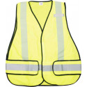 Safety Green High Visibility Tactical Fluorescent Safety Vest