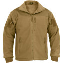 Coyote Brown Special Operations Tactical Fleece Jacket