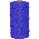 Royal Blue 550LB Type III Nylon Paracord Rope Tube 300 Feet