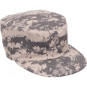 ACU Digital Camouflage Kids Military Adjustable Fatigue Cap