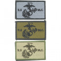 USMC Globe & Anchor Marines Logo Hook Patch